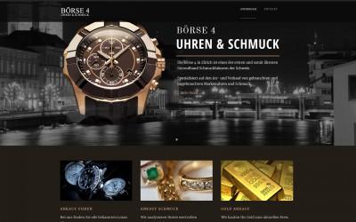 Börse4 Ankauf Gold - Zürich