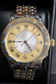 Longines-Lindbergh-Stahl-Gold