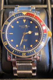 Girard-Perregaux Sea Hawk blue